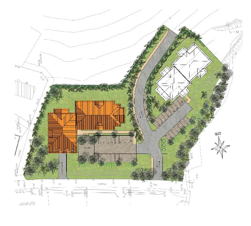Espelette, programme immobilier neuf - Hameau Bidegaina